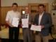 Pressekonferenz mit Georg Willi, Andreas Brugger und Richard Heis