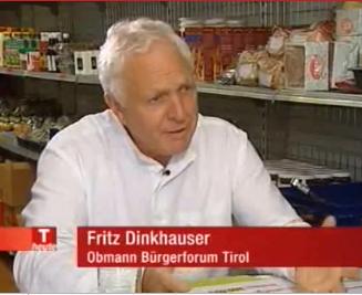 Tirol Heute - Sommergespraeche Fritz Dinkhauser