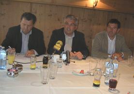 Pressekonferenz zum Sonderlandtag UMIT