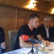 Pressekonferenz für mehr Demokratie in Tirol