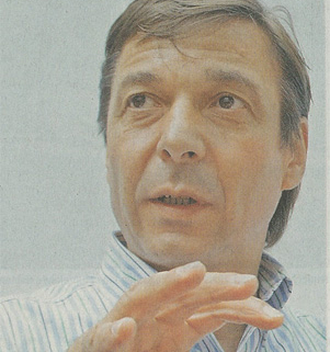 ÖVP Geschäftsführer Martin Malaun