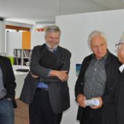 Liste Fritz zu Besuch bei Lantech