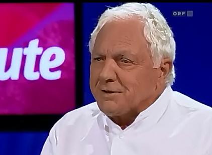 ORF Sommergespräch mit Fritz Dinkhauser