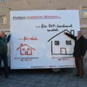 Aktion für leistbares Wohnen in Tirol