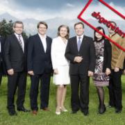 Team der Tiroler Landesregierung