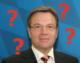 Landeshauptmann Platter und die vier Fragezeichen