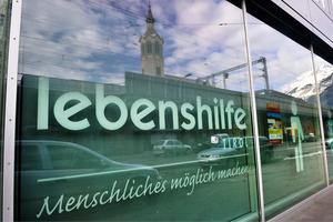 Lebenshilfe Zentrale in Innsbruck