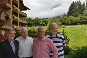 Die Liste Fritz Tour macht Station in Kitzbühel