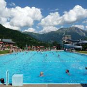 Schwimmbad Virgen