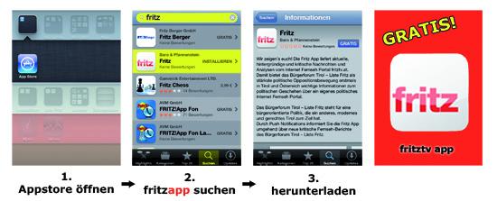 Fritzapp Erklärung