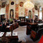 Sitzung des Tiroler Landtags