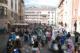 Vespa-Treffen in der Innsbrucker Altstadt