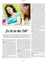 Echo Bericht zur Tiroler Landtagswahl 2013