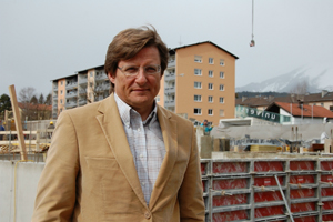 Ex-SPÖ-Landesrat Hannes Gschwentner