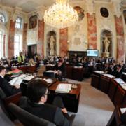 Landtagssitzung im Tiroler Landtag