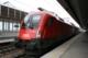 Eine Lokomotive der ÖBB