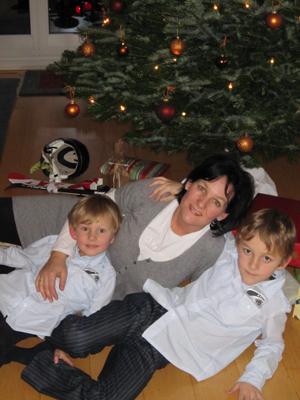 Andrea Haselwanter-Schneider zu Weihnachten