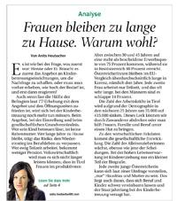 Kommentar der Tiroler Tageszeitung zur Kinderbetreuung in Tirol