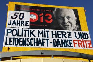 Transparent für Fritz Dinkhauser