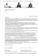 Brief der Liste Fritz an die Tirolerinnen und Tiroler