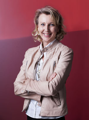 Isabella Gruber von der Liste Fritz