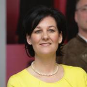 Liste Fritz Spitzenkandidatin Andrea Haselwanter-Schneider