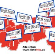 Die Bürgermuttour der Liste Fritz 2013