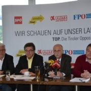 Die Tiroler Opposition