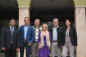 Oppositionspolitiker aus Südtirol und Tirol