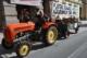 Fritz Dinkhauser bei einer Aktion gegen das Agrarunrecht in Tirol