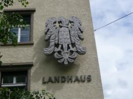 Das Tiroler Landhaus in Innsbruck