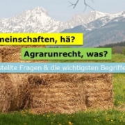 Infografik zum Argrarunrecht in Tirol