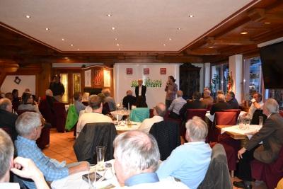 Info Tour zum Agrarunrecht in Innsbruck Land