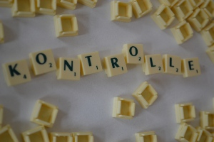 Kontrolle ist wichtig