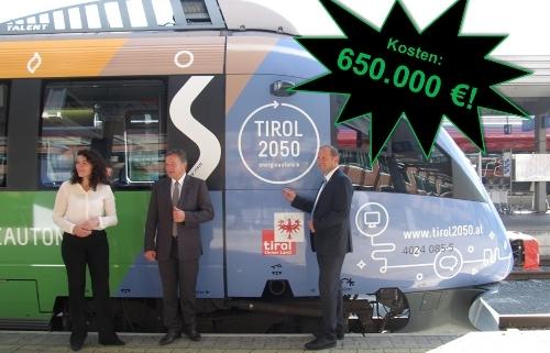 "Die Werbekampagne ""Tirol 2050"" vom Land Tirol"