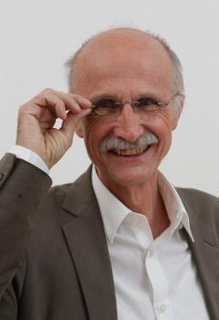 Landtagsabgeordneter Andreas Brugger von der Liste Fritz