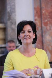 Andrea Haselwanter-Schneider im Tiroler Landtag