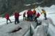 Die Bergrettung Osttirol bei einem ihrer Einsätze