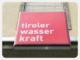 Das Logo auf der TIWAG-Zentrale in Innsbruck