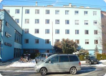 Das Technikerhaus in der Innsbrucker Fischnalerstraße 24