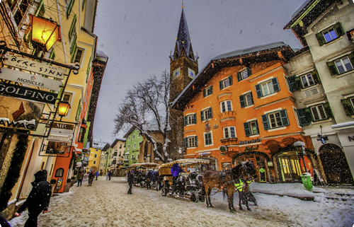 Kitzbühel Innenstadt