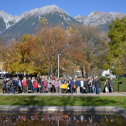 Die Bürgerinitiative im Innsbrucker Olympiapark