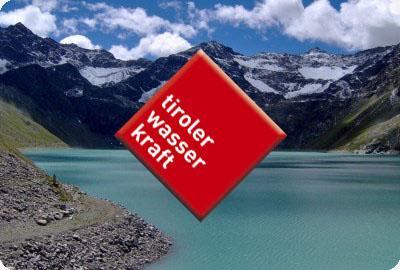 Das Tiroler Landesunternehmen TIWAG