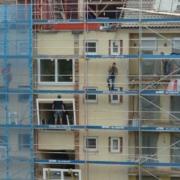 Die Sanierung eines Hauses