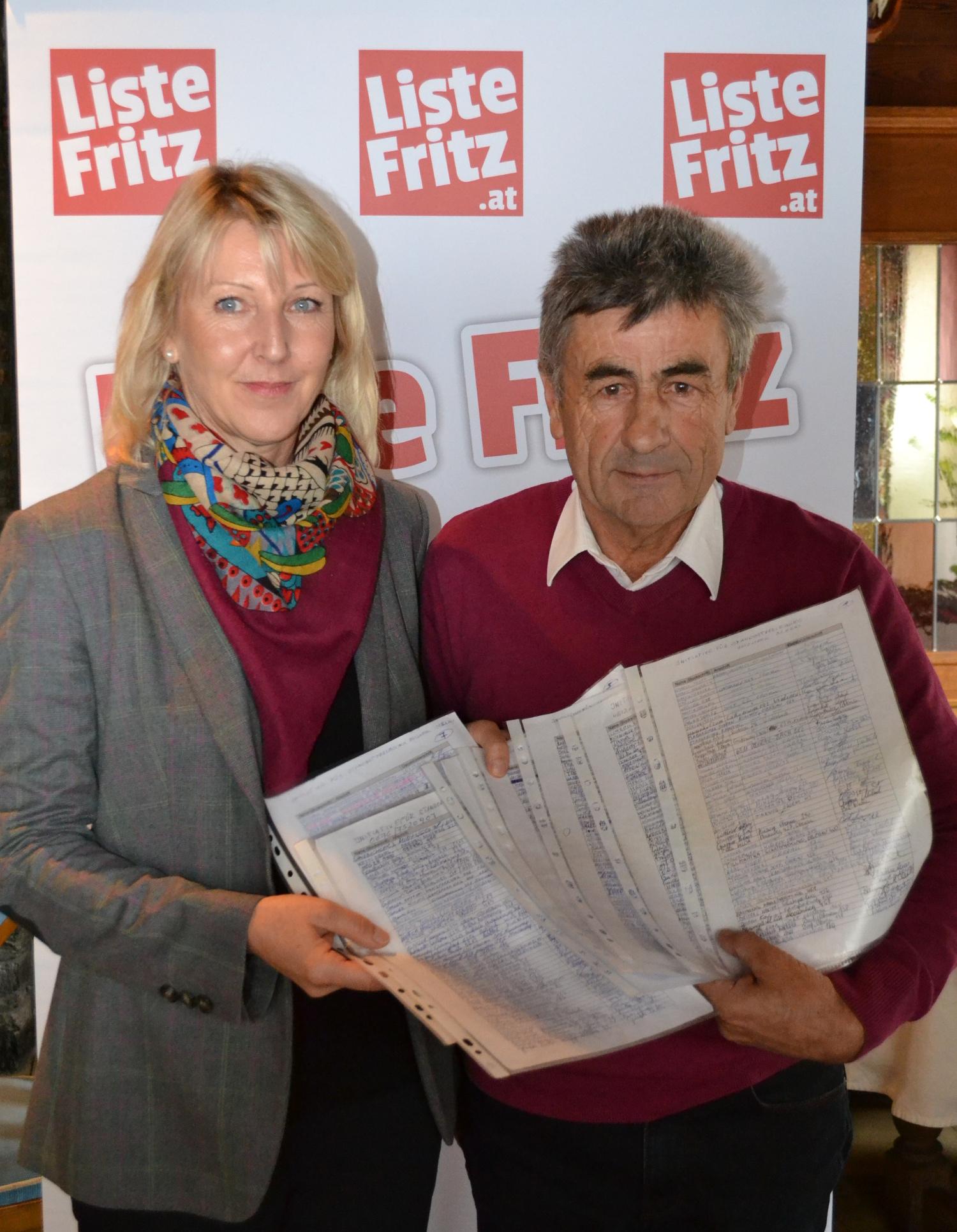 LA Isabella Gruber mit Hrn. Schroll