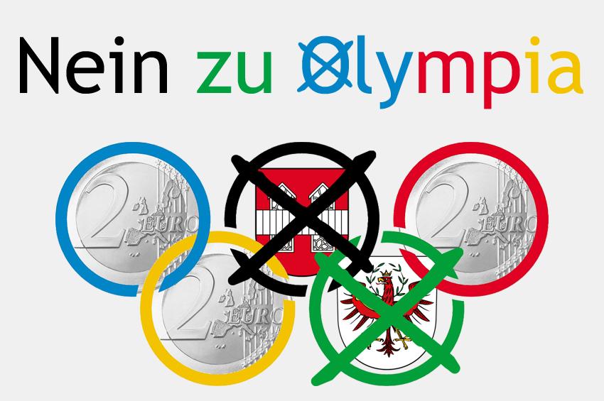 nein zu olympia